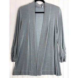 Chico's Travelers Open Front Cardigan 8841